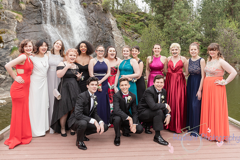Roger's Prom 2018