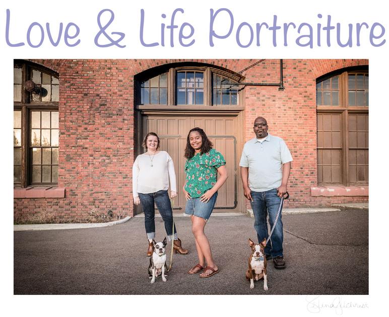 Love & Life Portraiture (e-portfolio)